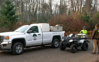 Welcome Customers of Landscape Spray Service in McMinnville